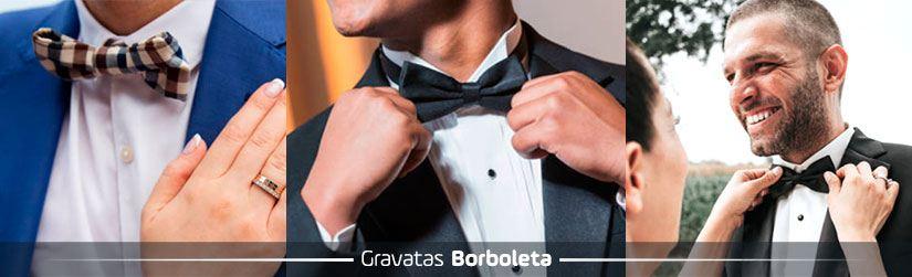 Gravatas Borboleta